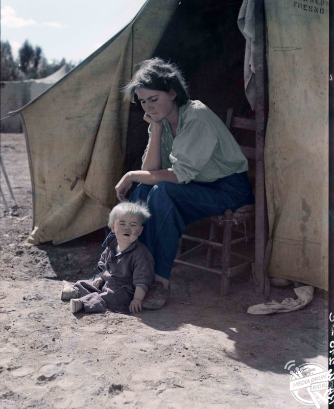 Dorothea Lange Dust Bowl