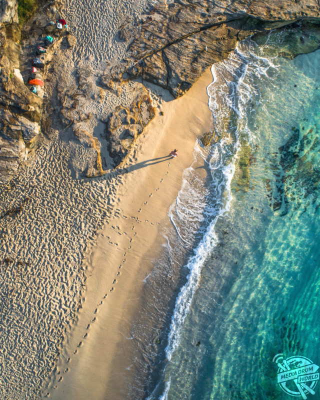 What A BIRDY Nice View Drone Shots Offer New Perspective Of Beautiful Coastlines