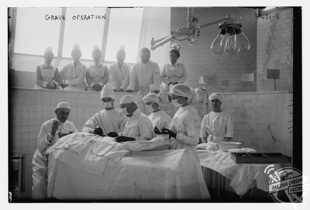 The Real Life Knick Old Photos Reveal Pioneering Surgery